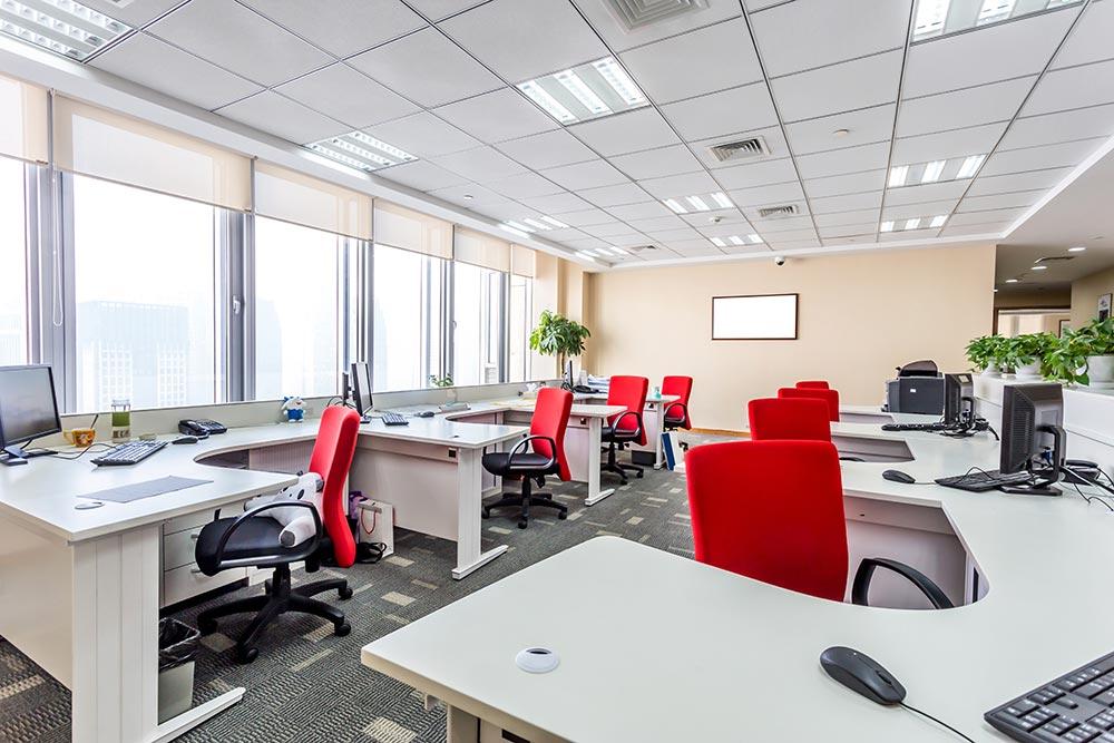 Modern office interior design