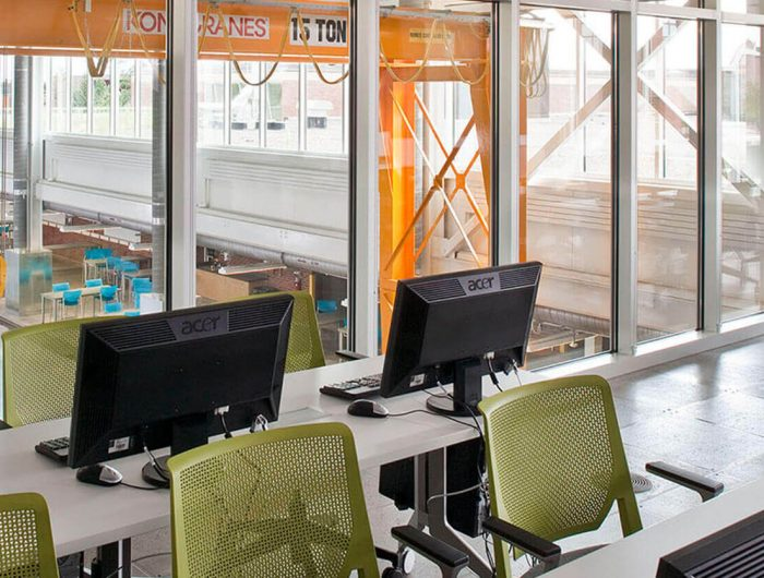 Improving Student Productivity and Collaboration with Design
