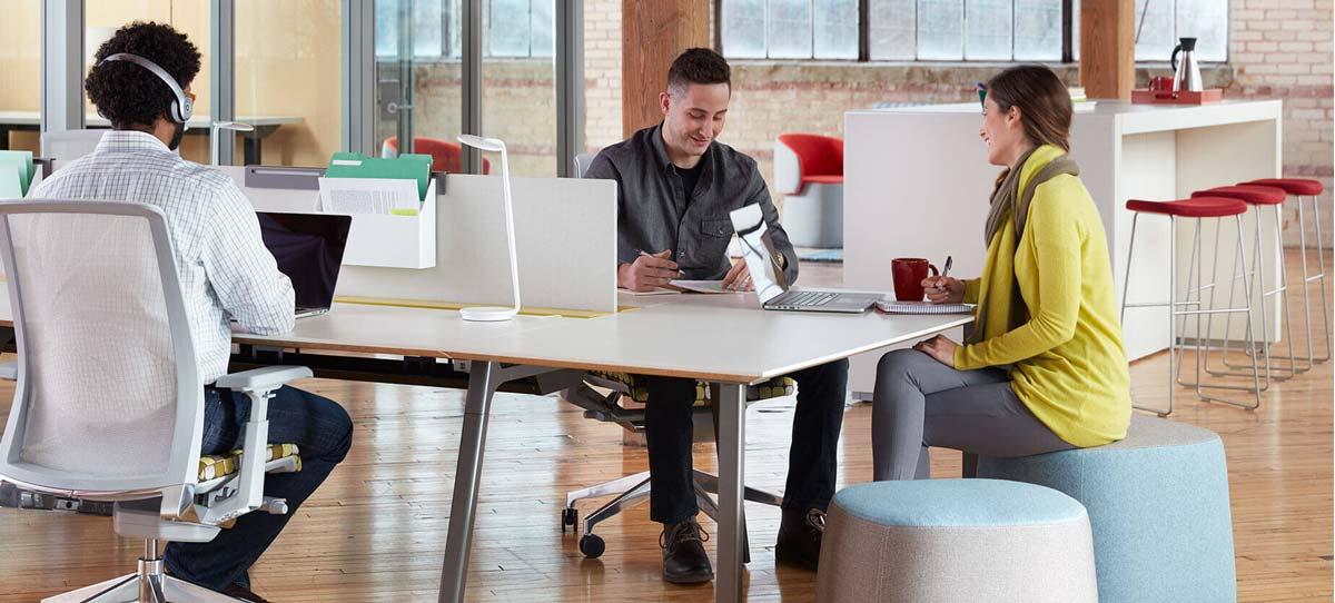 Open-Work-Spaces